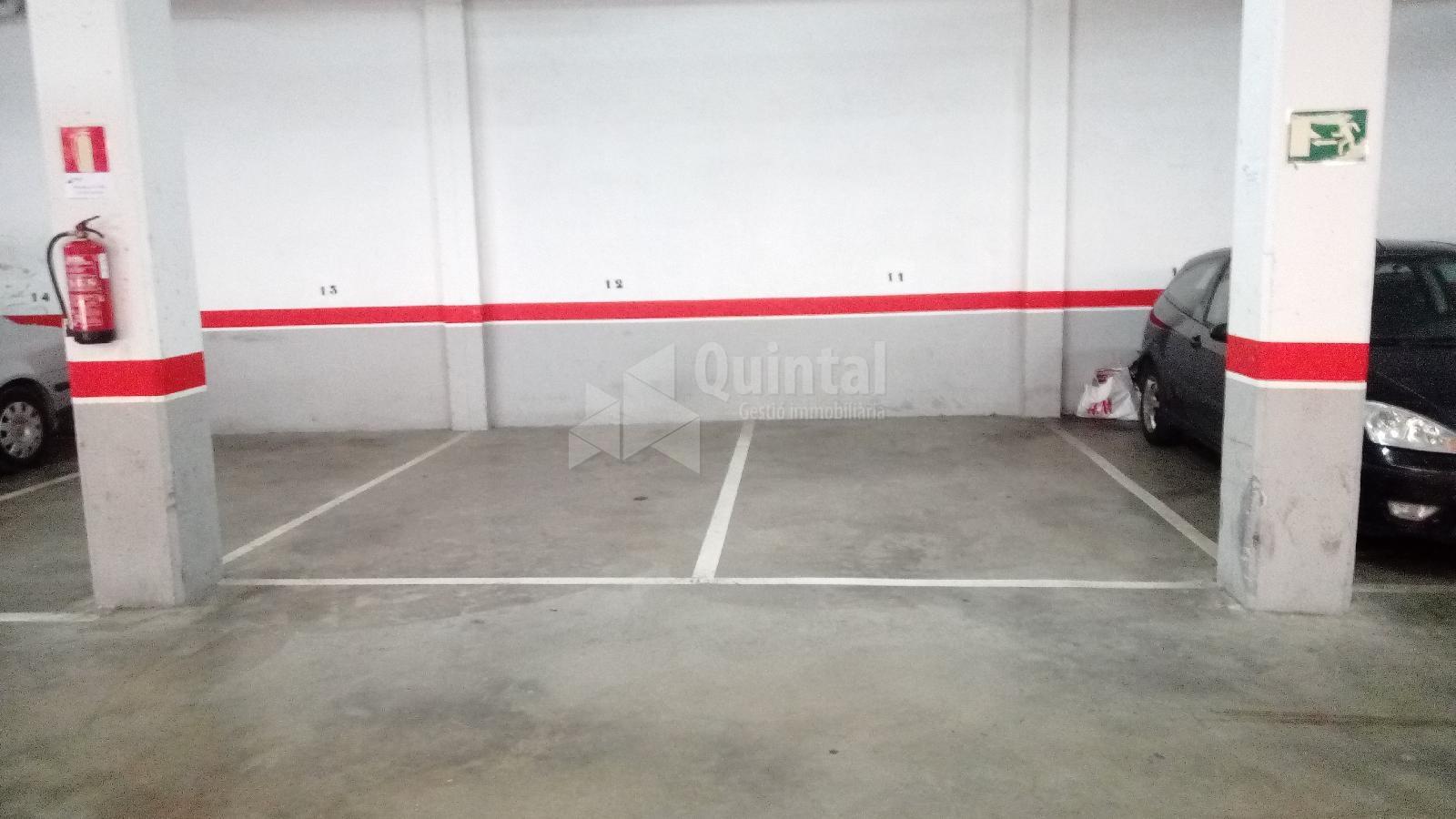 Places d'aparcament