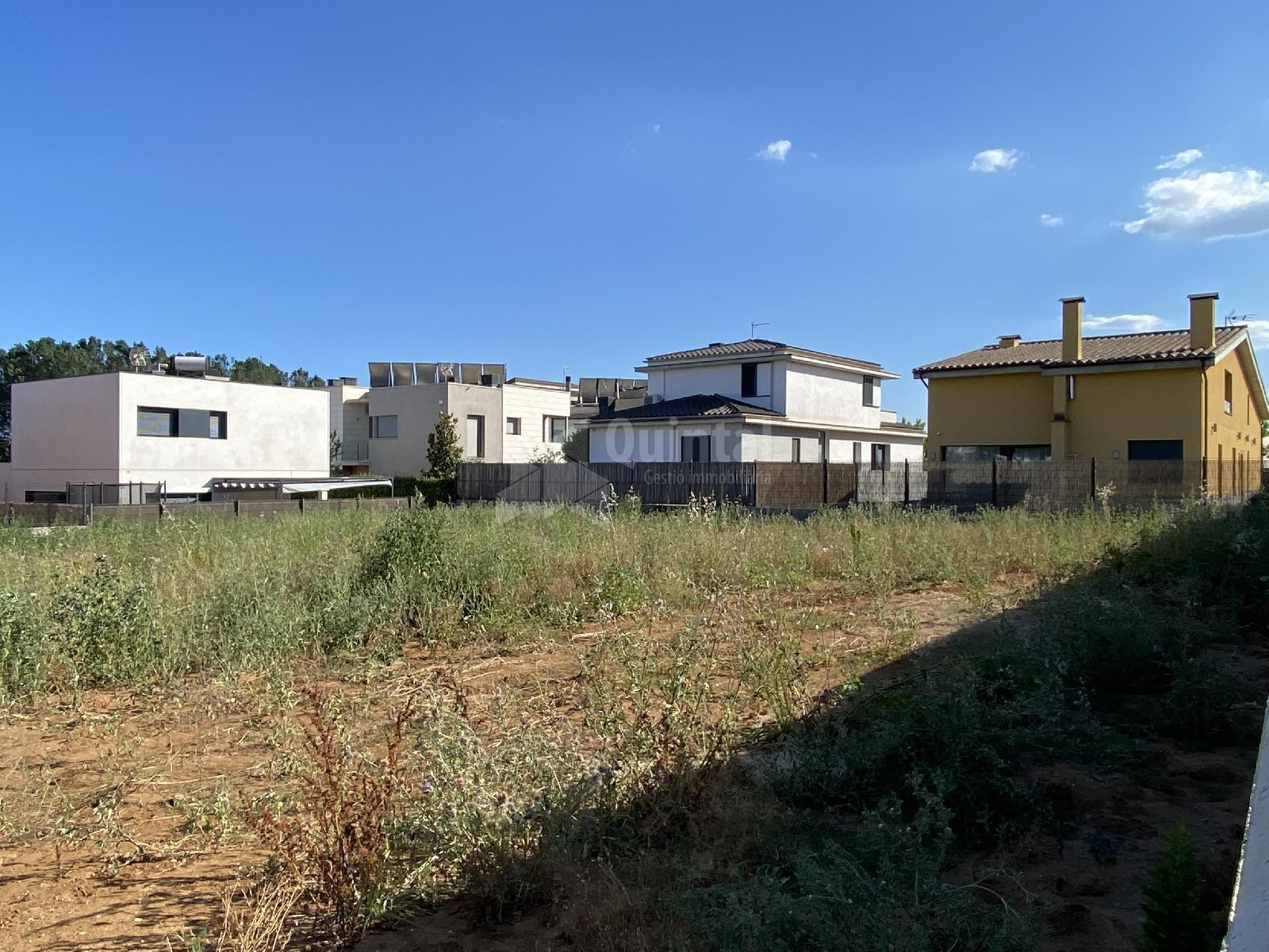 Parcel·la a Vilablareix
